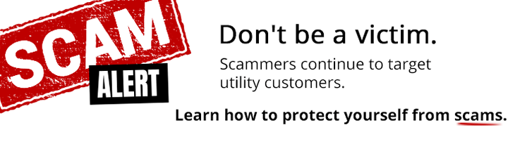 MID urges customers to be on the lookout for scammers.