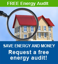 Get a FREE energy audit